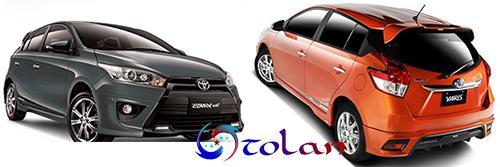 Gambar Harga Toyota Yaris
