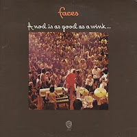 FACES - A nod is as good as a wink... to a blind horse