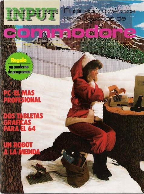Input Commodore #04 (04)