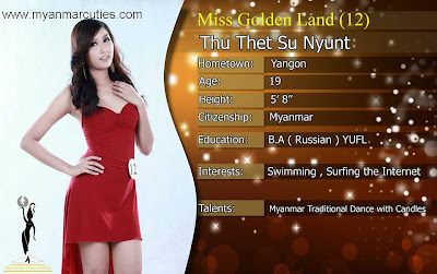 Thu Thet Su Nyunt