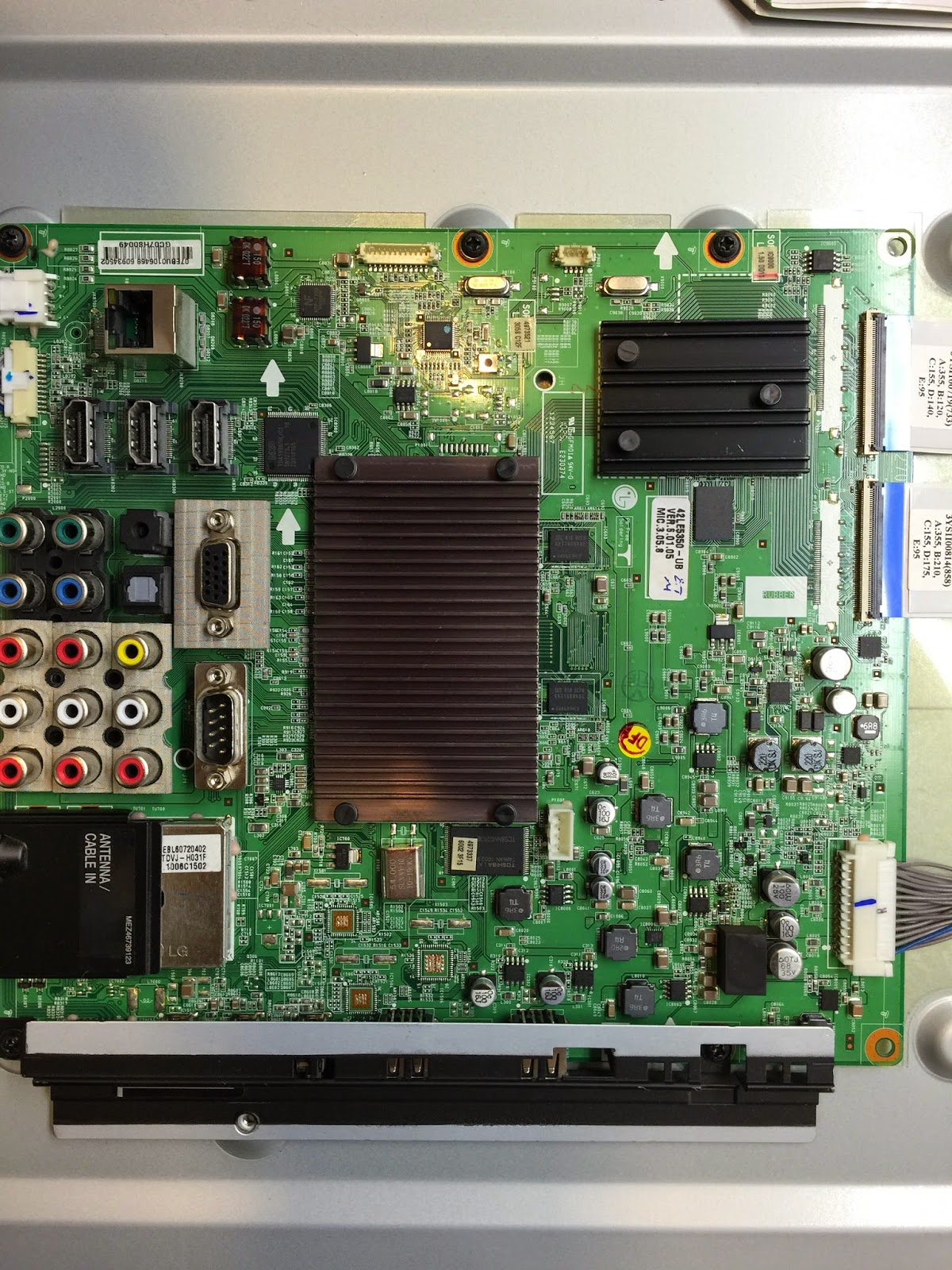 Ms System 350 Intercom Tech Tinkerer Iron For Computer Motherboards Circuit Board 11m Cable Ebay My New Theory Is That The Ethernet Controller Built Into Main Processor And It Partially Dead Gui Comes Up On Screen So Chip