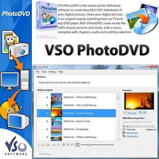 تحميل برنامج مباشر و مجانا   2018 VSO PhotoDVD  لصنع فيديو متحرك و احترافى