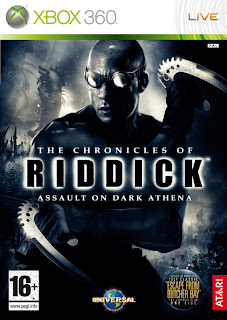 The Chronicles of Riddick: Assault on Dark Athena (X-BOX360) 2009