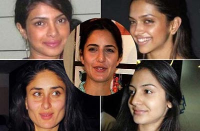 Actress without Make-Up