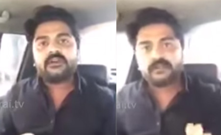 Actor Simbu Requests Students to End Jallikattu Peaceful Protest
