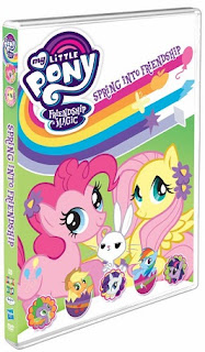 My Little Pony – Friendship is Magic: Spring Into Friendship dvd