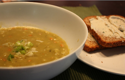 Berbagai Sup Vegetarian