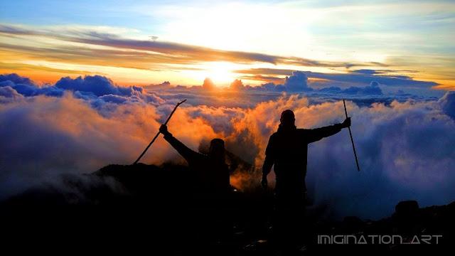Sisi Gelap Pendaki Gunung...