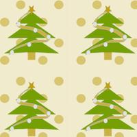 tree pattern paper beige