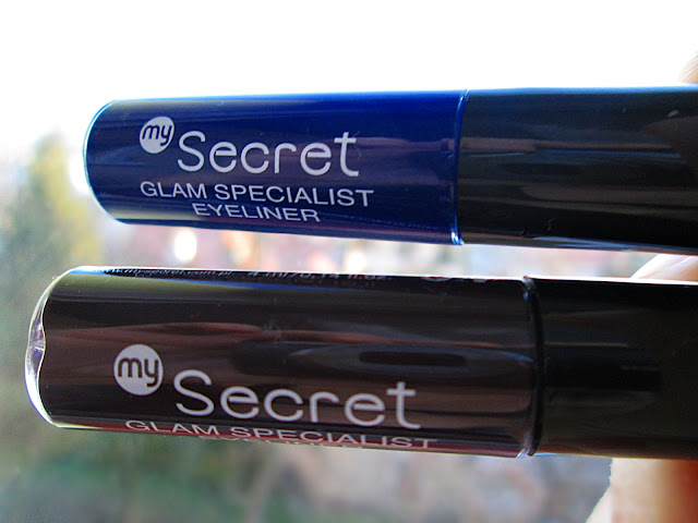 My Secret Glam Specialist Eyeliner Burgundy Brown
