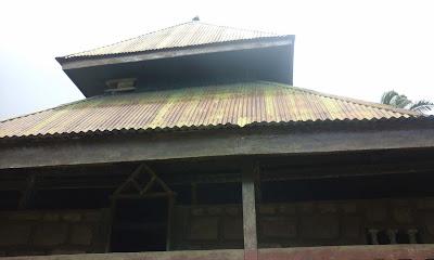 Kumpulan Foto-Foto Masjid Tua Gantarang Selayar