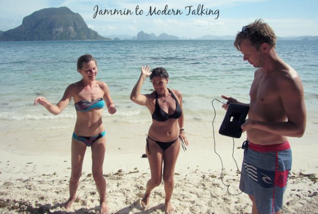 Jammin to Modern Talking