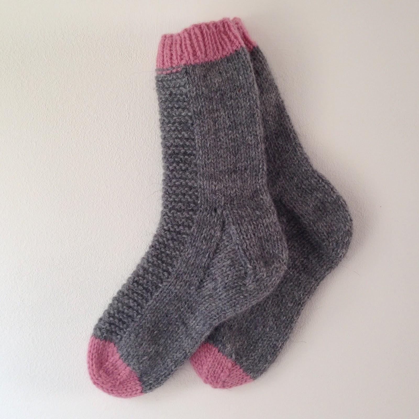 patron tricot chaussettes gratuit