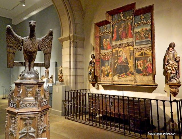 Coleção medieval do Museu Metropolitan de Nova York