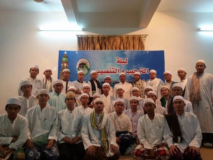 Pelajar Indonesia di Institut Al-Aydrus Tarim Bentuk Wadah Organisasi