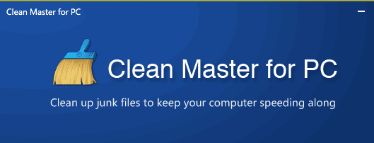 تحميل برنامج كلين ماستر Clean Master لتنظيف الكمبيوتر