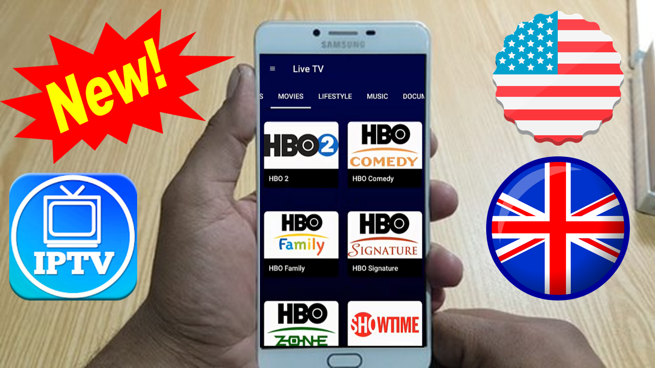 BEST FREE PREMIUM LIVE TV IPTV APK FOR ANDROID 2018 - BETTER