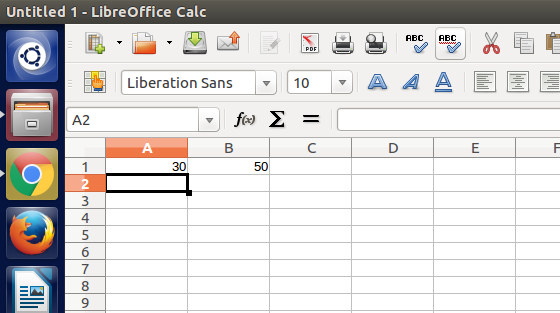 Read Two Numbers From A Xlsx Spreadsheet And Add Them