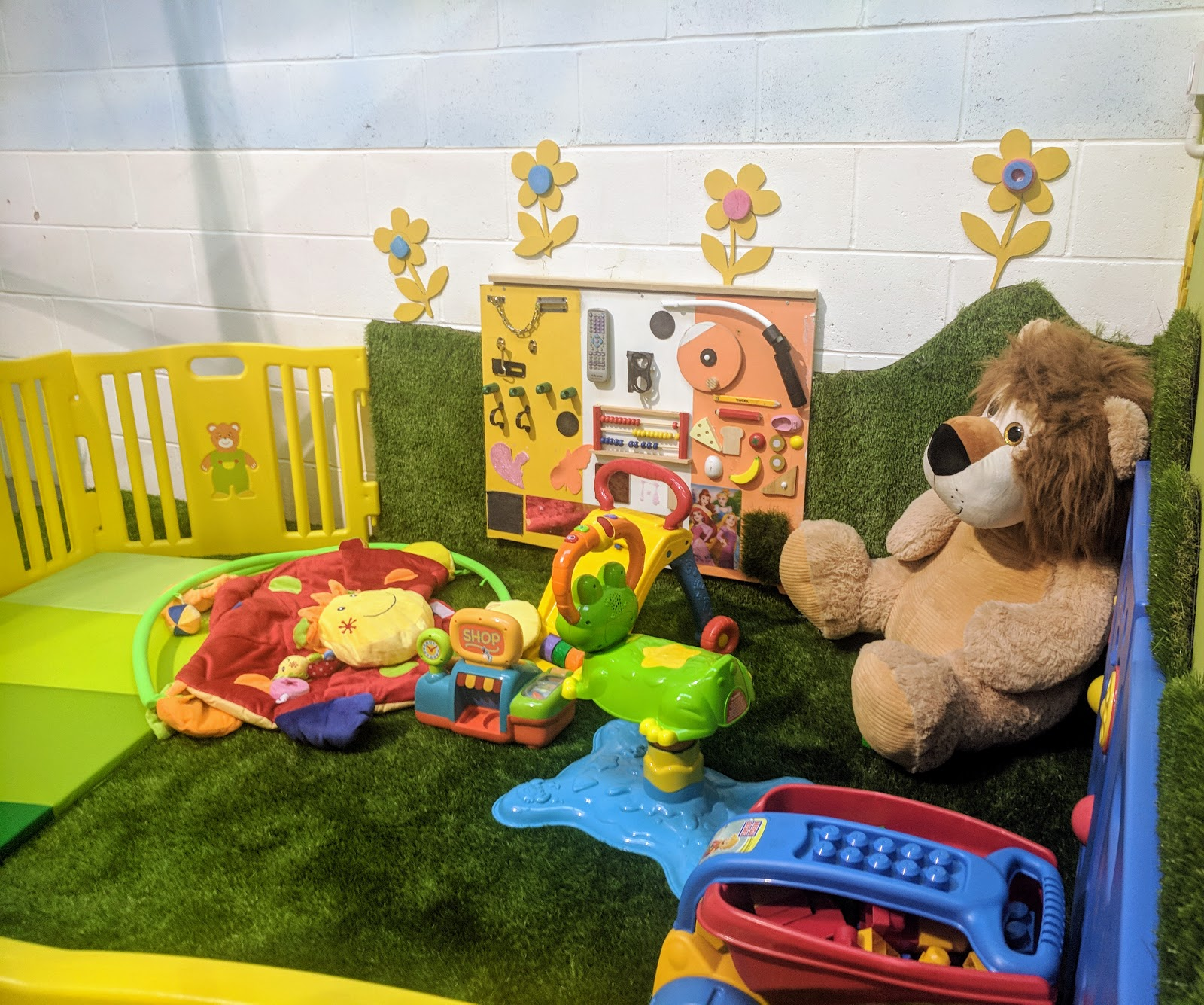 Gigglewicks Village Cramlington - baby area