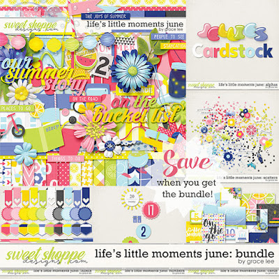 Life's Little Moments June: Bundle