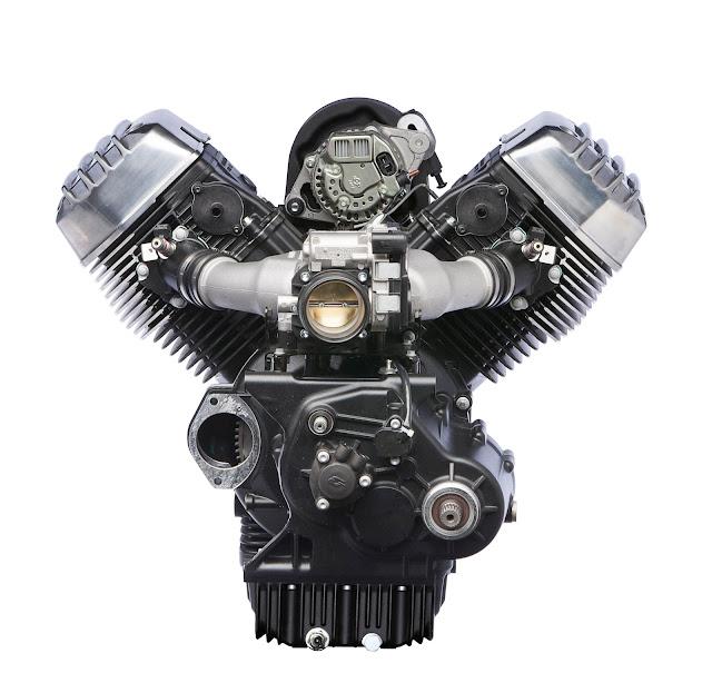 Engines - Moto Guzzi California 1400 2013