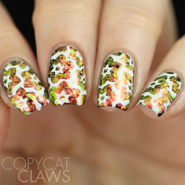 Whats Up Nails Tropic Flakies