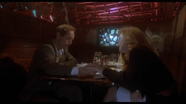 wow. Adults having a conversation in a 80's horror film. Unbelievable