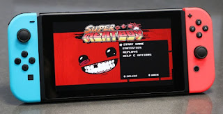 Super Meat Boy Hadir Di Nintendo Switch