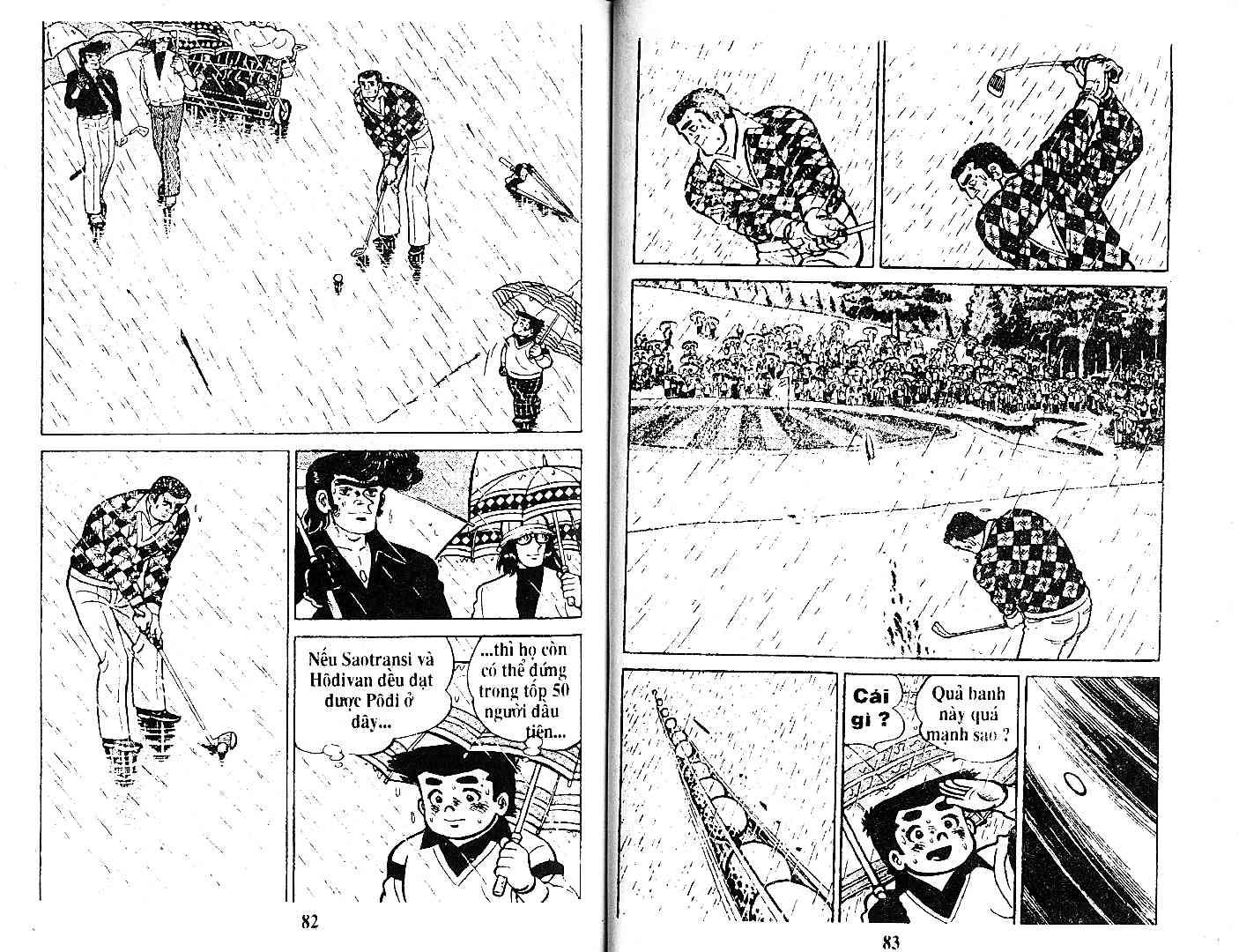 Ashita Tenki ni Naare chapter 27 trang 40