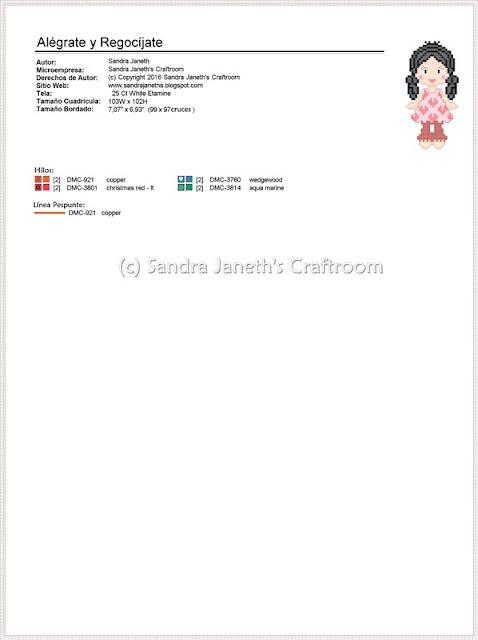 Esquema gratuito, SJSC - Alégrate y Regocíjte