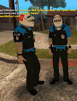 Polis Skini Trafik Polisi ve Amir Skin