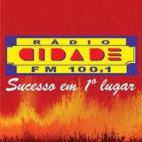 Ouvir agora Rádio Cidade FM 100,1 - Foz do Iguaçu / PR
