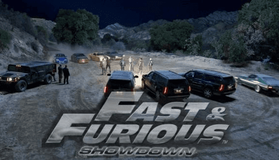 تحميل لعبة fast and furious showdown مضغوطة بحجم صغير