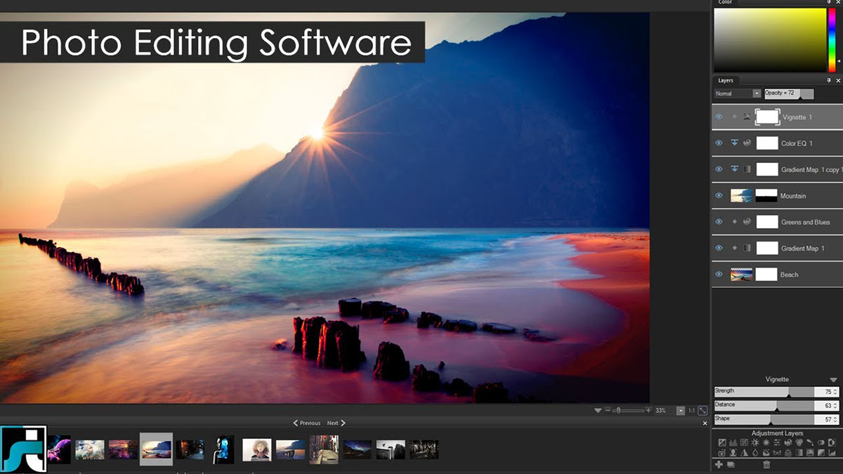 create outstanding photos using online photo editing software