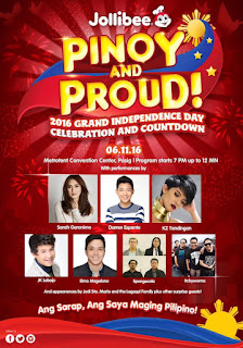 #PinoyAndProud: 2016 Independence Day Celebration and Countdown!