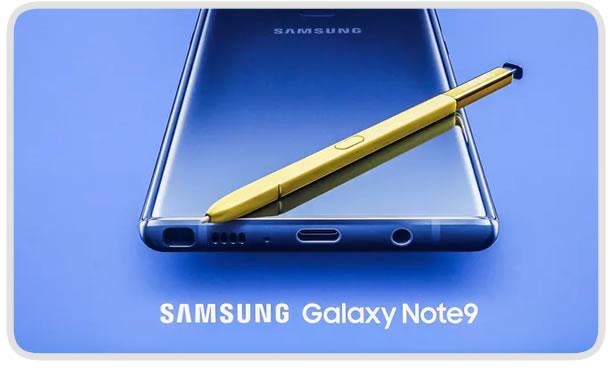 El Samsung Galaxy Note 9 ha llegado