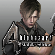 Resident Evil 4 v1.01.01 Apk + Data [Free]