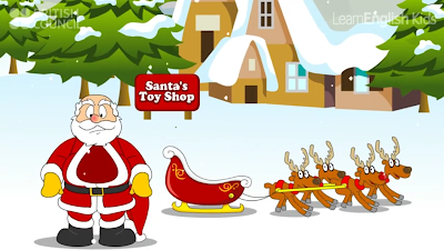 http://learnenglishkids.britishcouncil.org/en/short-stories/santas-little-helper