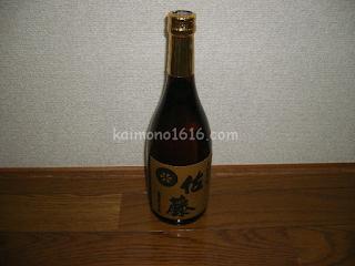 鹿児島の蔵元・佐藤酒造の麦焼酎 佐藤麦720ml