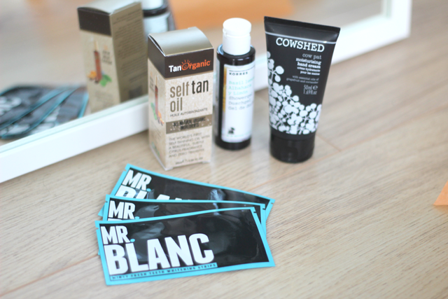 mr blanc teeth whitening blog review uk