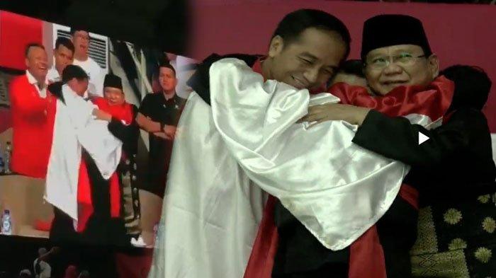 Atlit Pencak Silat Ajak Jokowi dan Prabowo Pelukan, Ini Kata Hanifan