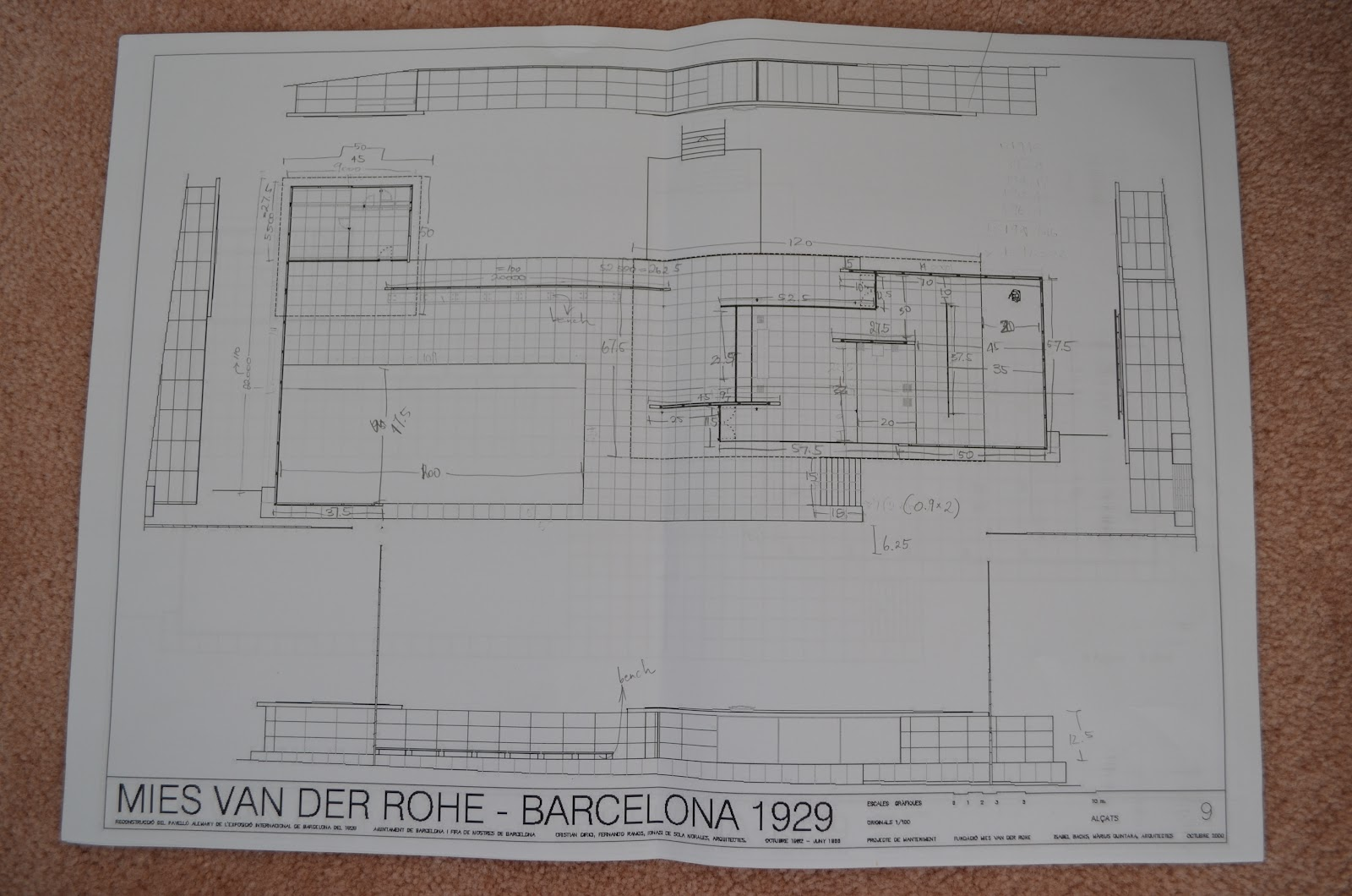 22 Barcelona Pavilion Mengi Li Arch11423912 Comm