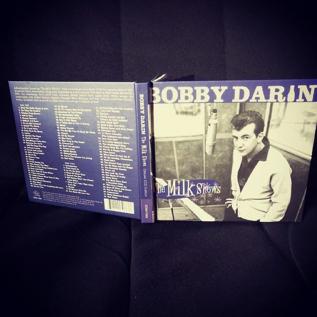 The Milk shows - Bobby Darin