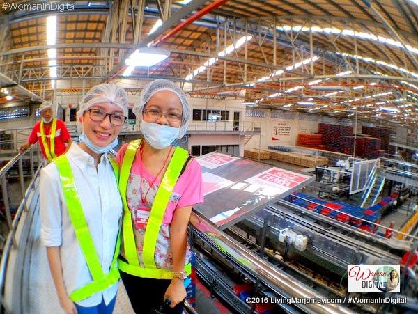 Coca Cola FEMSA Plant Tour Cebu