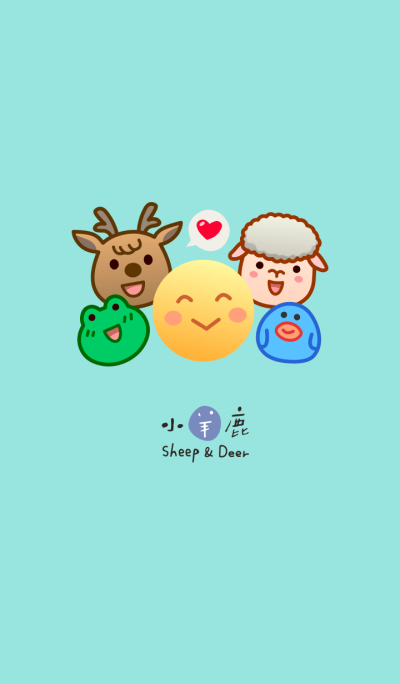 Sheep & Deer