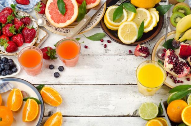 Bổ sung nhiều vitamin cần thiết cho cơ thể