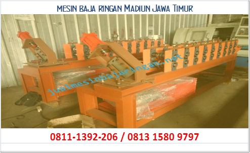 mesin baja ringan Madiun Jawa Timur