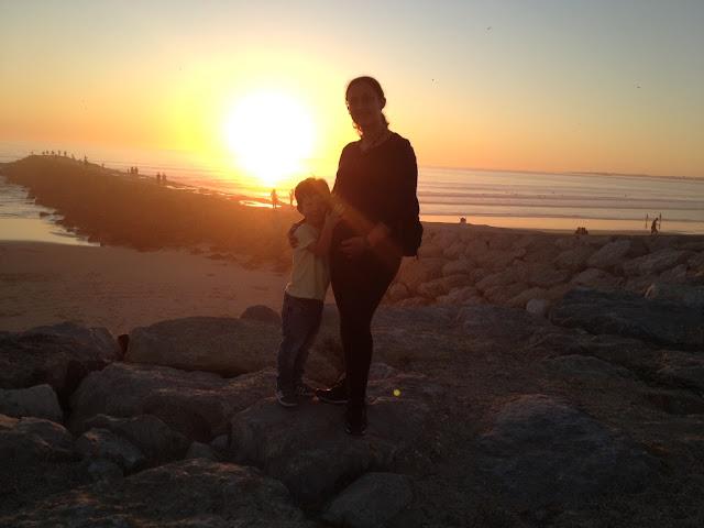 mãe de dois, transição, aprendendo a ser mamã, dores na gravidez