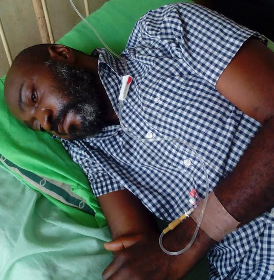 diabetic nollywood actor