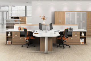 Zira Open Concept Office Furniture